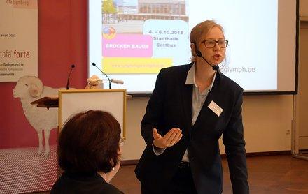 Dr. med. Anya Miller, Vorsitzende der DGL