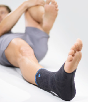 Orthopedic supports such as the Dynamics Plus Achilles Supports provide targeted relief.