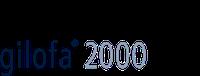 gilofa 2000 Logo Stützstrumpf - Gilofa 2000