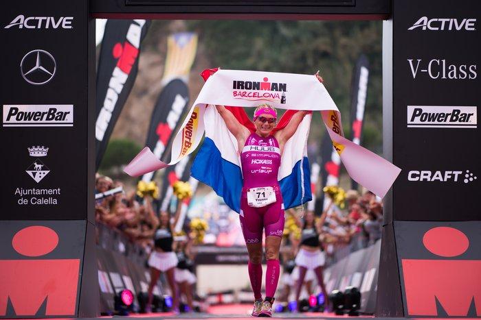 Yvonne van Vlerken gewinnt IM Barcelona 2017.