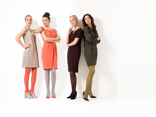 compression stocking colours