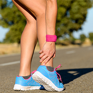 Even everyday activities can lead to ankle pain.