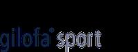 Gilofa sport Logo Stützstrumpf - Gilofa Sport