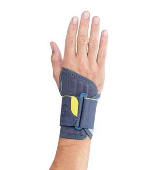 Push Sports Handgelenkbandage Details von vorne