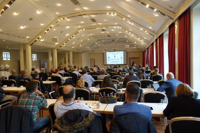 Auch in diesem Jahr zeigte sich das Bamberger Seminar für Orthopädie und Unfallchirurgie wieder gut besucht