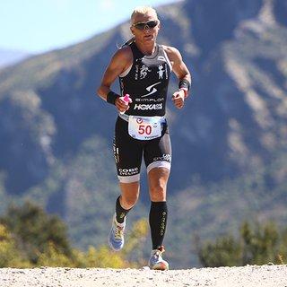Yvonne van Vlerken gewinnt die Challenge Wanaka