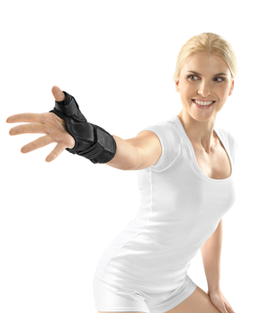 Dynamics Lace-up Wrist Brace without Thumb Piece