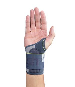 Push Sports Handgelenkbandage Details von innen