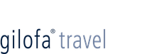 Gilofa travel Logo Stützstrumpf - Gilofa Travel