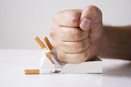 Rauchen schadet nicht nur den Venen.