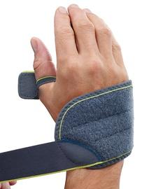 Push Sports Handgelenkstütze beim Anziehen
