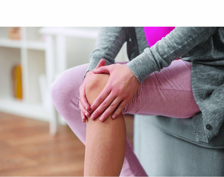 Pijn in de knie kan op artrose duiden.