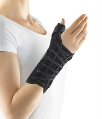 - Dynamics Lace-up Wrist Brace with Thumb Piece
