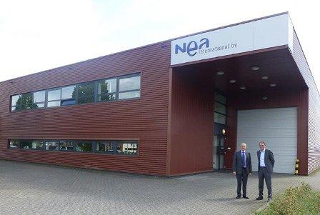 nea international office building