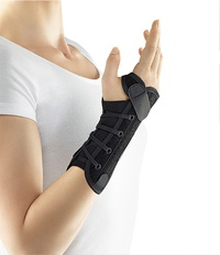 - Dynamics Lace-up Wrist Brace without Thumb Piece