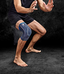 Push Sports Kniebandage in der Anwendung