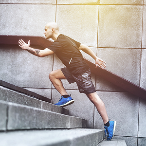 Achilles Tendon Inflammation is often caused by excessive loads on the legs.