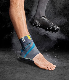 Push Sports Knöchelbandage Kicx in der Anwendung