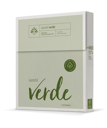 Lastofa Verde Verpackung